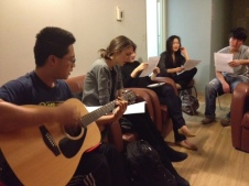 The NYU Med Student Christian Fellowship