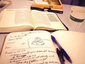 Bible Study Prep