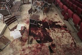 The aftermath of the Peshawar school massacre