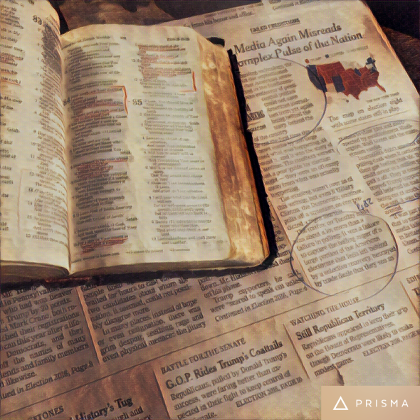 bible-and-newspaper